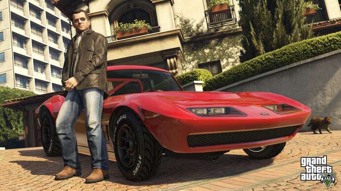 Grand Theft Auto V - Novo trailer PC, PS4 e Xbox One