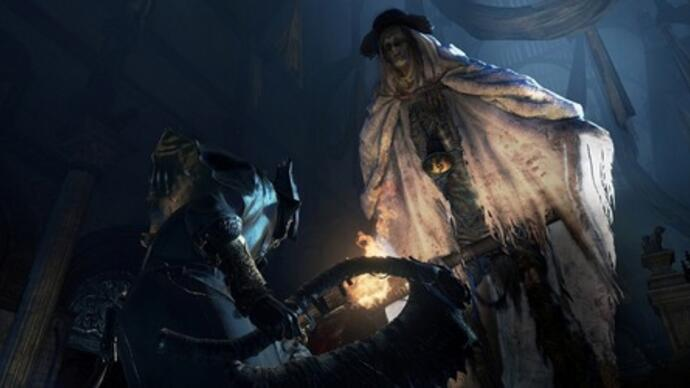 Bloodborne - Trailer brutal do TGS 2014