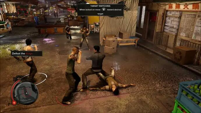 Sleeping Dogs Definitive Edition - PS4 gameplay #4