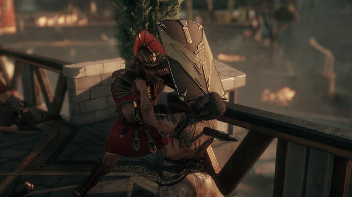Ryse: Son of Rome - gameplay#2