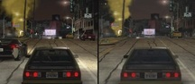 Exclusive: Midnight Club LA comparison video