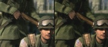 Brothers In Arms: Hell's Highway - Comparison video