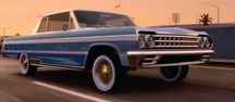 Midnight Club: Los Angeles - 1964 Chevy Impala