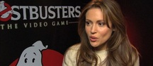 Ghostbusters - Video: Alyssa Milano