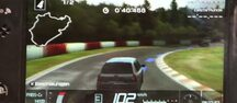 Gran Turismo PSP - Show-floor gameplay