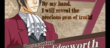 Ace Attorney Investigations : Miles Edgeworth - Bande annonce et gameplay