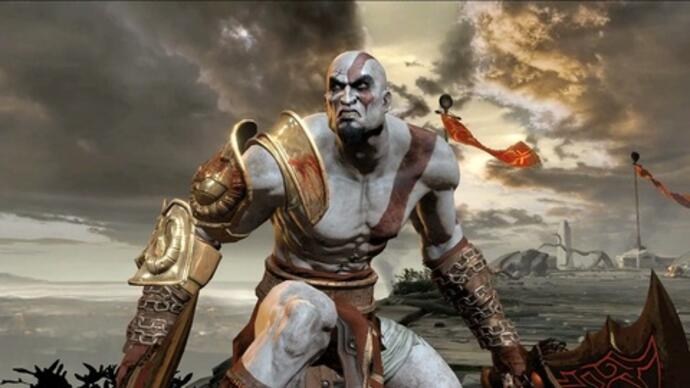 God Of War III - Trailer