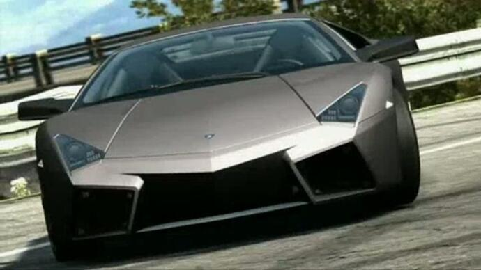 Forza Motorsport 3 invitation trailer