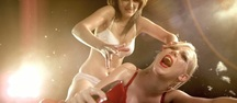 Tekken 6 - Catfight viral