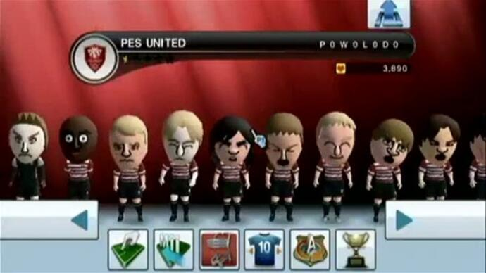 PES 2009 Wii - Trailer