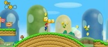 New Super Mario Bros. Wii - Flower Suit
