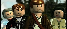 LEGO Indiana Jones 2 - The Crystal Skull