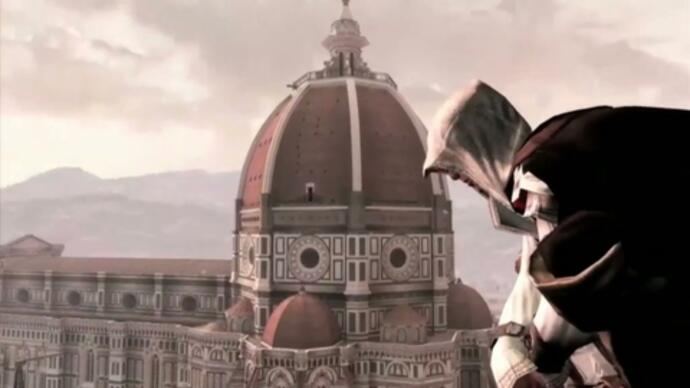 Assassin's Creed II launch event