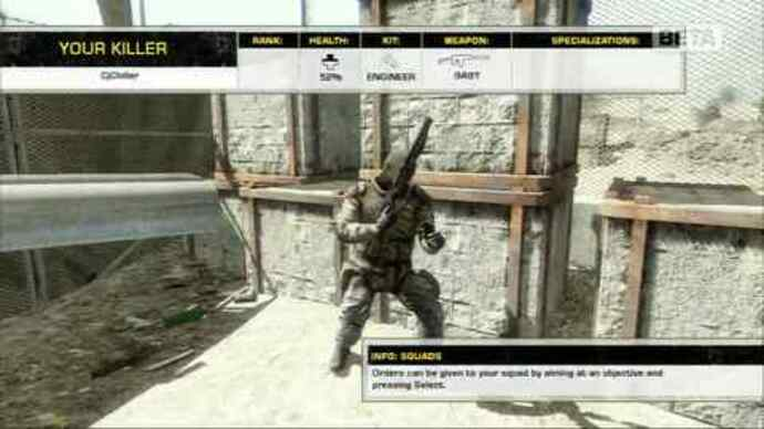 Battlefield: Bad Company 2 - Beta gameplay