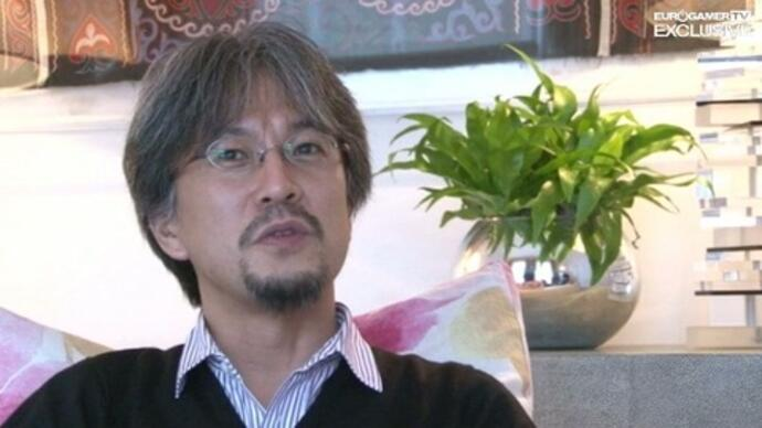 Exclusive: EGTV meets 'Mr Zelda' Eiji Aonuma