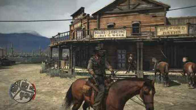 Red Dead Redemption - Introduction trailer CZ