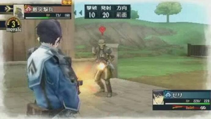 Valkyria Chronicles 2 - Gameplay
