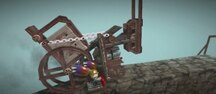 LittleBigPlanet - Contraption Challenge