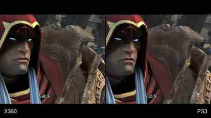 Darksiders: Xbox 360 versus PS3 Cinematics Face-Off