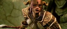 Dragon Age Origins - Awakening Sigrun Trailer