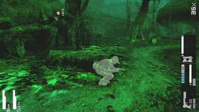 Extended Metal Gear Solid: Peace WalkerGameplay