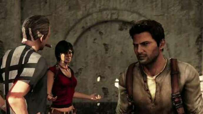 Uncharted 2: The E3Trailer