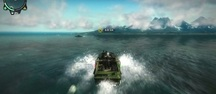 DigitalFoundry - Just Cause 2 CUDA-Effekte