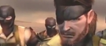 Metal Gear Solid: Peace Walker - Snake vs Tigrex