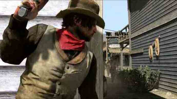 Red Dead: Redemption - Multiplayer gameplay