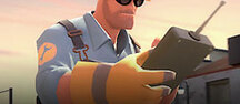 Exclusive: Team Fortress 2 - Engineer