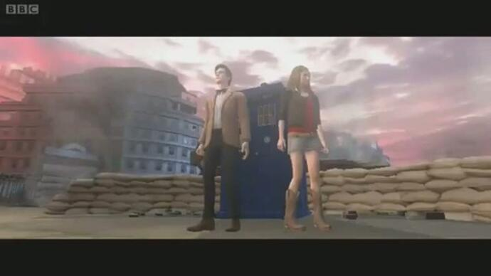 Doctor Who: The Adventure Games -Trailer