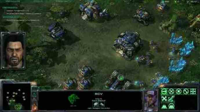 StarCraft II - Singleplayer gameplay