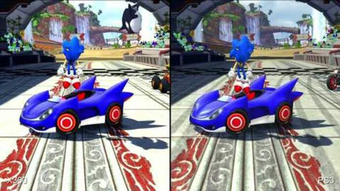Sonic & SEGA All-Stars Racing Face-Off