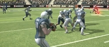 Backbreaker - Passing game