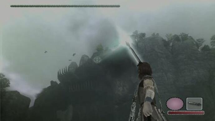 Shadow of the Colossus HD Gameplay