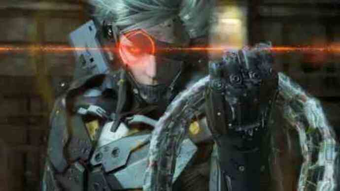 Metal Gear Solid: Rising trailer