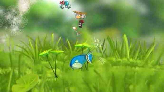 Rayman Origins debut trailer
