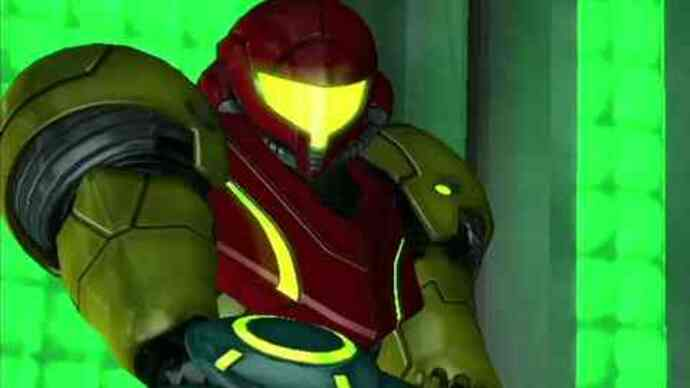Metroid: Other M E3 trailer