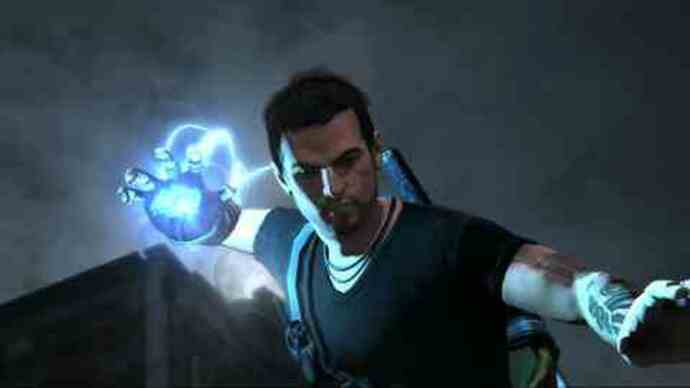 inFamous 2: first gameplayfootage