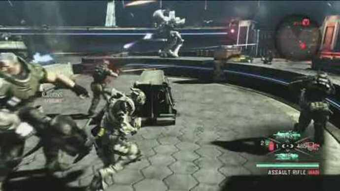 Vanquish gets a gameplay trailer