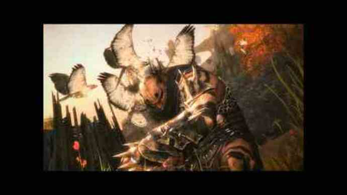 New Guild Wars 2 gameplay footage