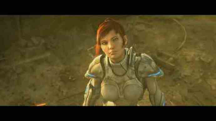New Starcraft II trailer is stirring stuff