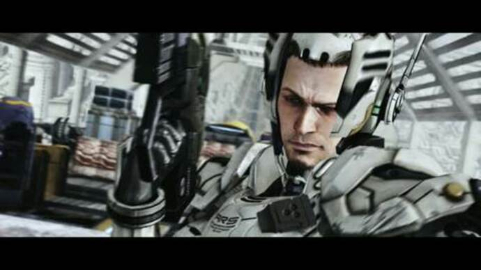 Vanquish tri-weapon pack trailer