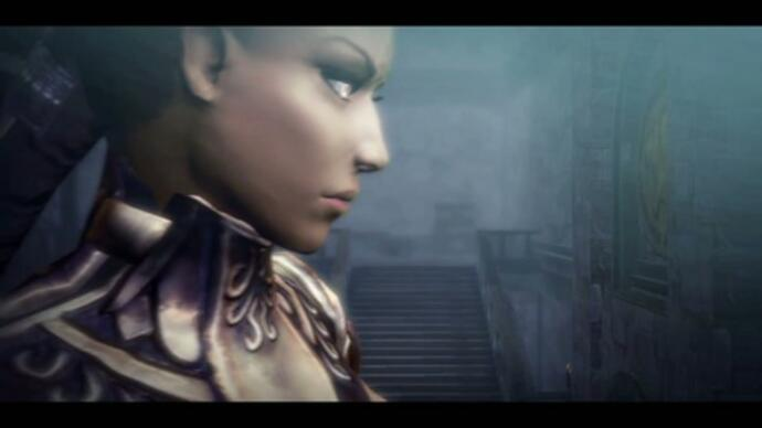 Square-Enix demos Dungeon Siege III gameplay