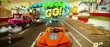 New Kinect Joy Ride footage