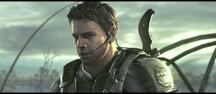 Resident Evil 5 trailer for Move