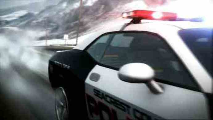 NFS Hot Pursuit gameplay footage