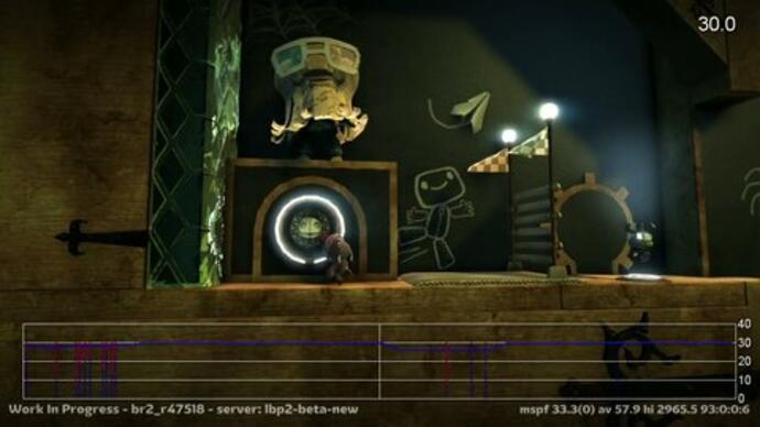 LittleBigPlanet 2 beta: Da Vinci's Hideout analysis