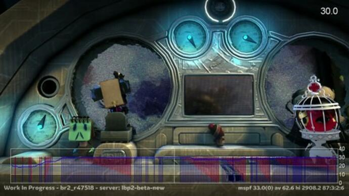 LittleBigPlanet 2 beta: Lift Off analysis