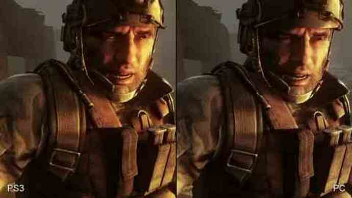 Medal of Honor: PS3/PCFace-Off